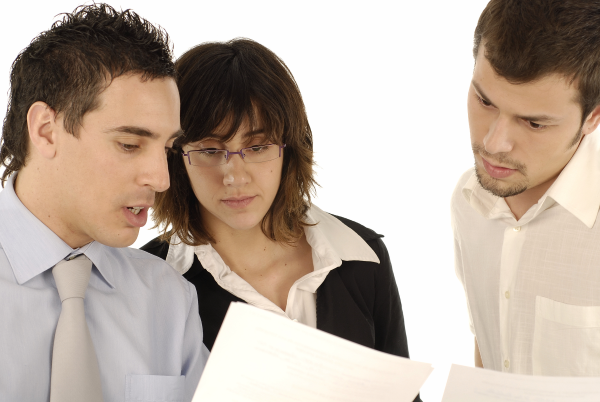 Successful staff structure tips for contract sales divisions