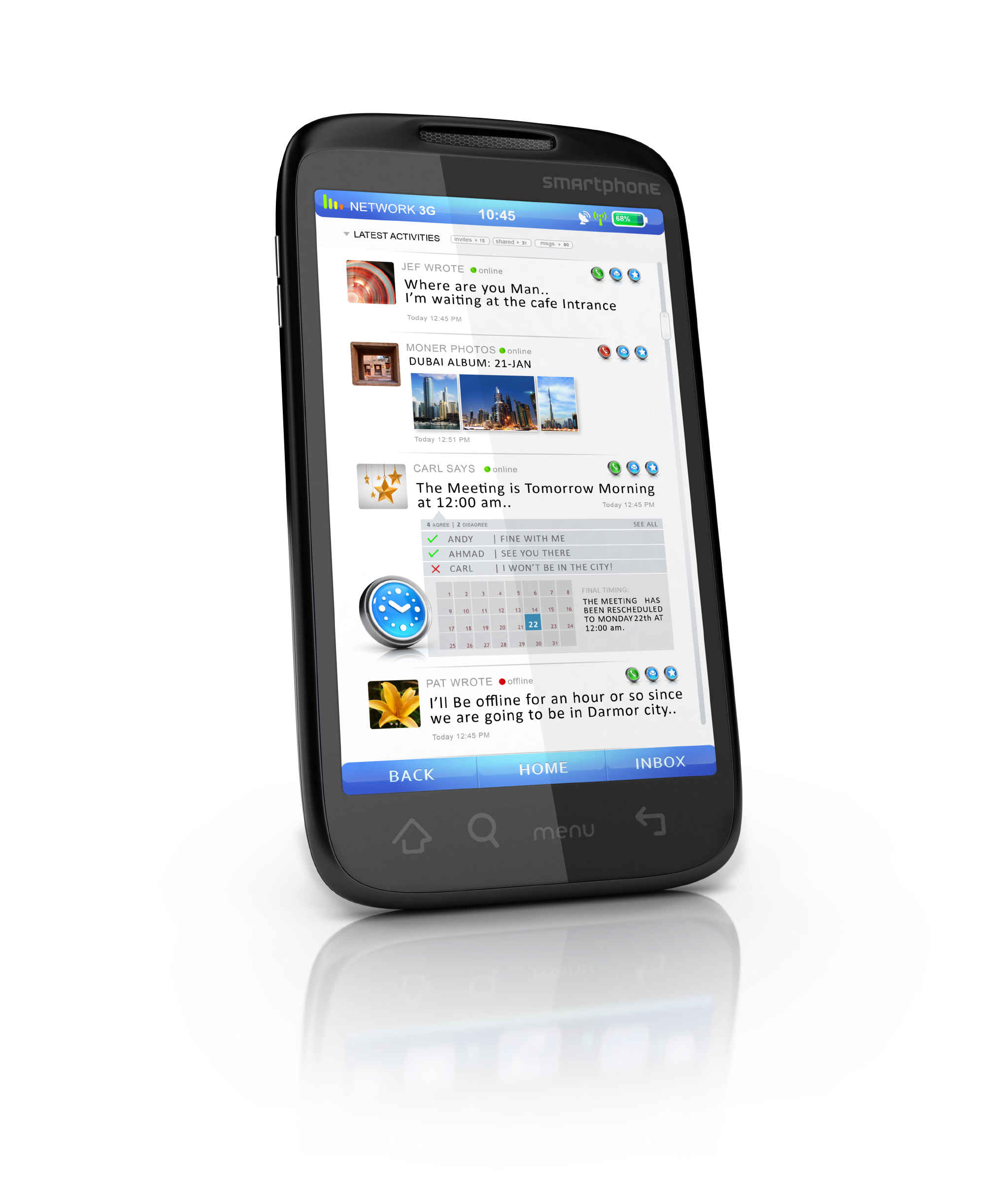 A mobile strategy is key to a successful contract training program