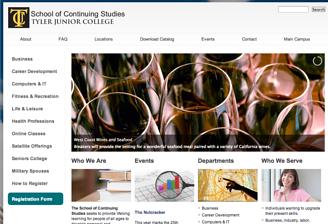 Get ideas for improving your continuing education website.