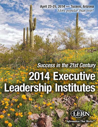 2014 Executive Leadership Institutes