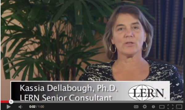 Kassia Dellabough discusses developing hybrid courses