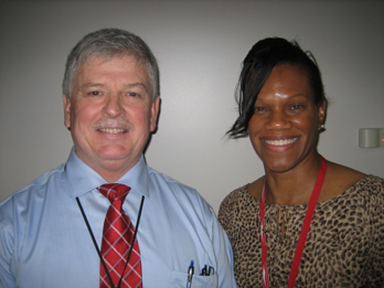 Bob Walker and Yvonne Brown resized 600