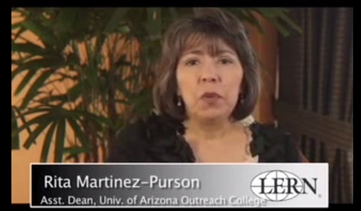 Rita Martinez-Purson discusses using your business plan as a roadmap to success.
