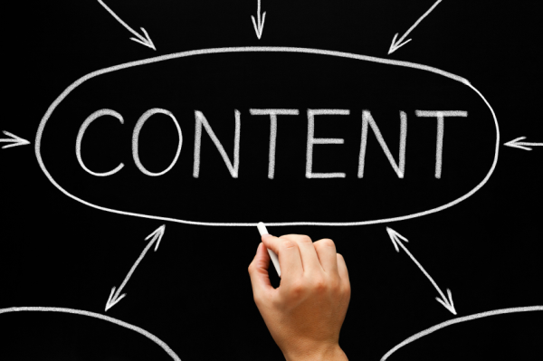 Using content to engage lifelong learning customers