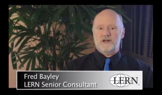 Fred Bayley, LERN Senior Consultant